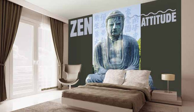 decoration de chambre style zen. Black Bedroom Furniture Sets. Home Design Ideas