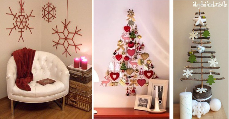 Decoration de noel a faire soi meme pinterest visuel 2 - Decoration de noel de table a faire soi meme ...
