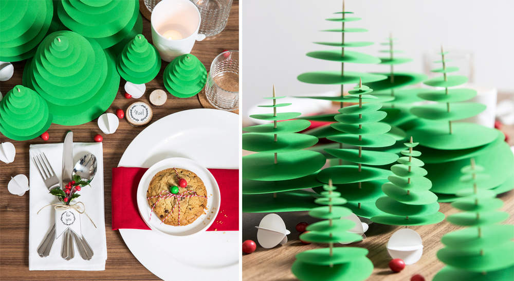 Decoration de noel a faire soi meme pinterest visuel 3 - Pinterest table de noel ...