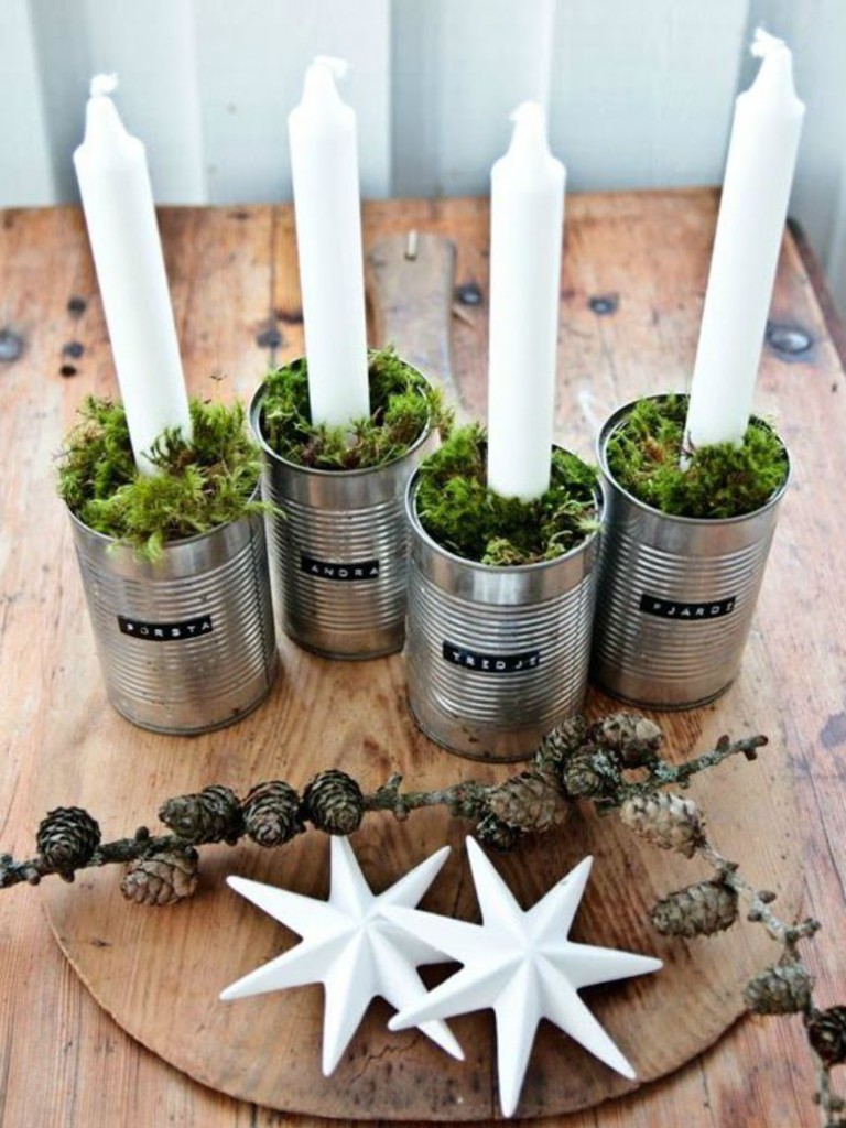 Decoration de noel a faire soi meme pinterest visuel 4 - Decoration noel a faire ...