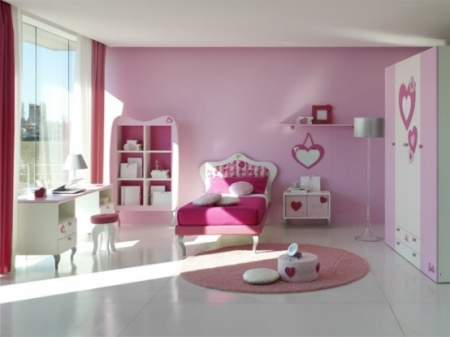 Awesome Decoration Pour Chambre Fille Contemporary - Design Trends ...