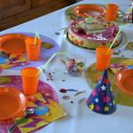 decoration table pour anniversaire bebe