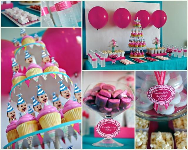 Decoration table pour anniversaire bebe visuel 7 - Deco anniversaire bebe ...