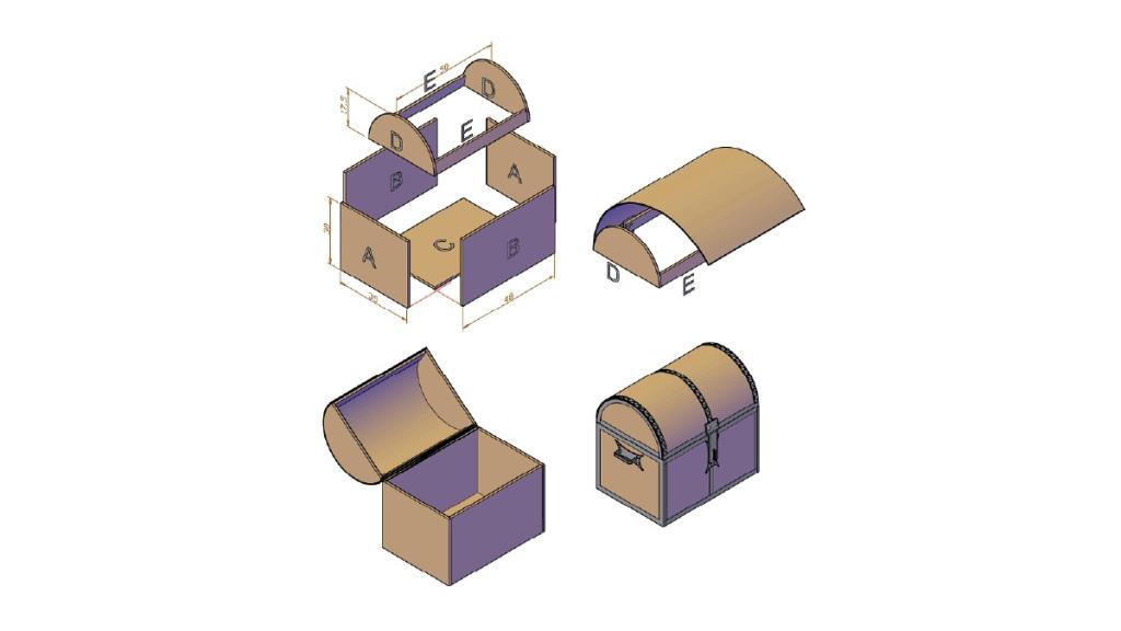 fabriquer une deco pirate visuel 2. Black Bedroom Furniture Sets. Home Design Ideas