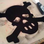 fabriquer une deco pirate