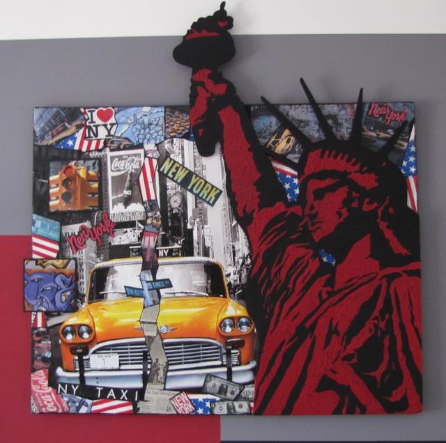 Dcoration De Chambre New York. Chambre New York Fille Fabulous Idee ...