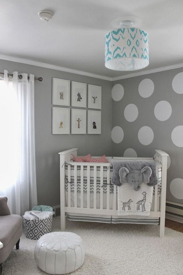 idee deco peinture pour chambre de bebe visuel 5. Black Bedroom Furniture Sets. Home Design Ideas
