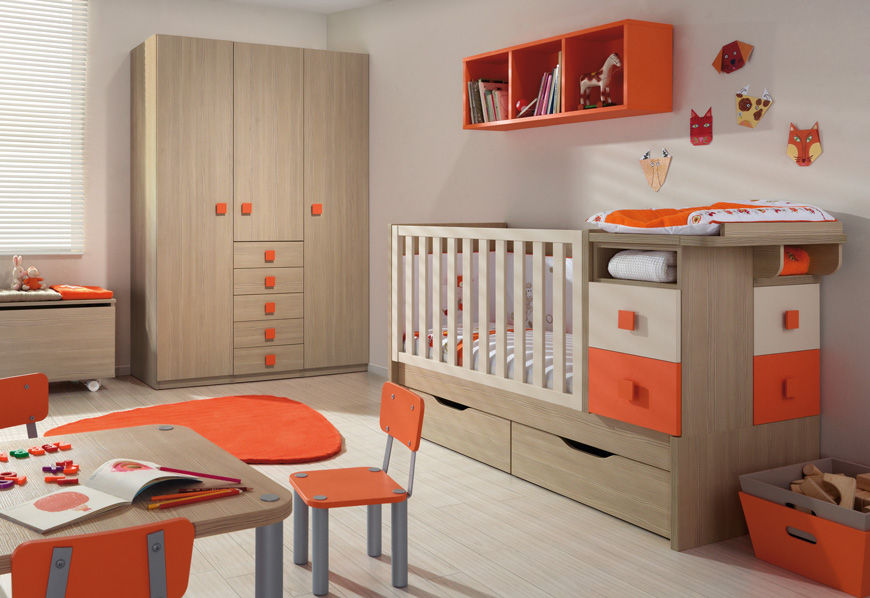 idee deco peinture pour chambre de bebe. Black Bedroom Furniture Sets. Home Design Ideas