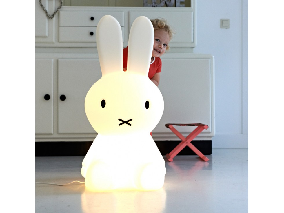 lampe bebe lapin visuel 5. Black Bedroom Furniture Sets. Home Design Ideas