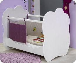 lit sans barreaux bebe