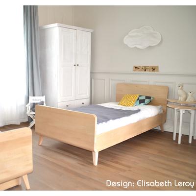Emejing Chambre Bebe Bois Moderne Ideas - House Design ...