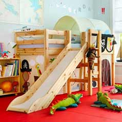 Lit sureleve junior fly visuel 6 - Lit mezzanine enfant fly ...