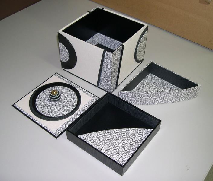 boite a bijoux cartonnage visuel 2. Black Bedroom Furniture Sets. Home Design Ideas