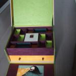 boite a bijoux cartonnage