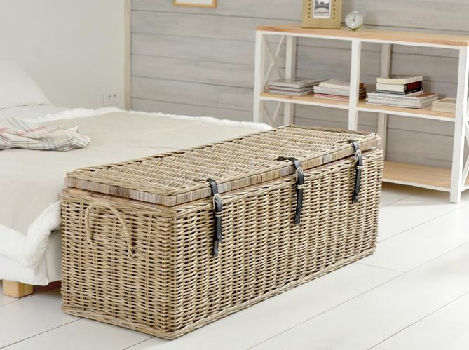 bout de lit rotin visuel 4. Black Bedroom Furniture Sets. Home Design Ideas