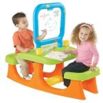 bureau petite fille 2 ans