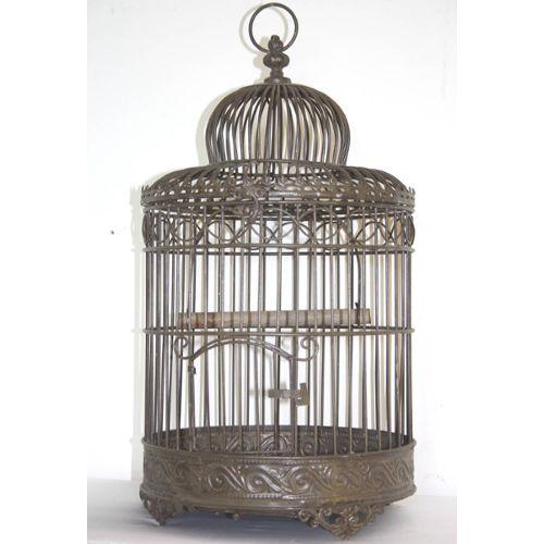 cage oiseaux decorative. Black Bedroom Furniture Sets. Home Design Ideas