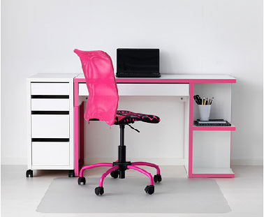 chaise de bureau pour ado fille visuel 7. Black Bedroom Furniture Sets. Home Design Ideas