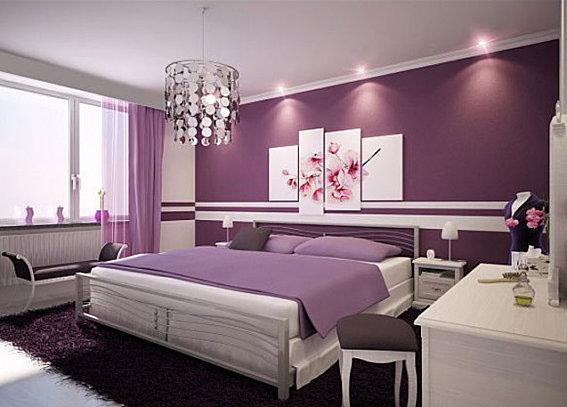 Chambre D Adulte Decoration Visuel 9