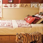 chambre deco chinoise