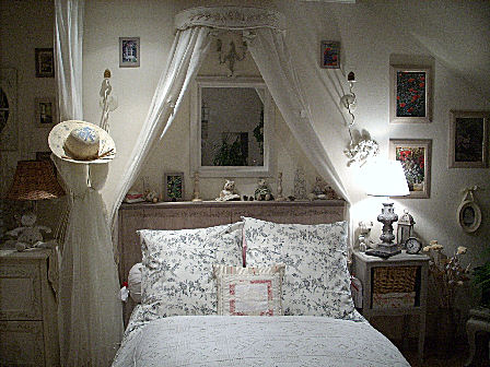 chambre deco gustavienne visuel 2. Black Bedroom Furniture Sets. Home Design Ideas