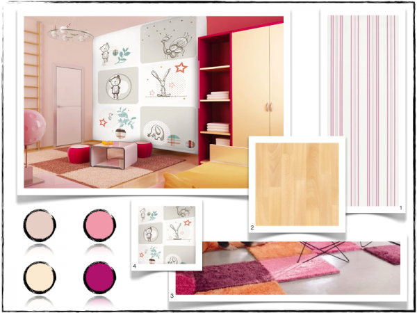 chambre bebe japonaise avec des id es int ressantes pour la conception de la chambre. Black Bedroom Furniture Sets. Home Design Ideas