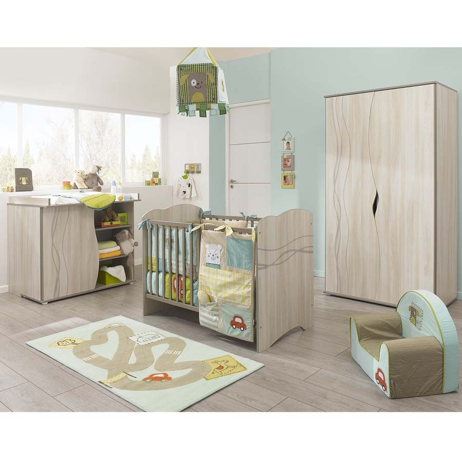 deco chambre bebe bebe9 visuel 2. Black Bedroom Furniture Sets. Home Design Ideas