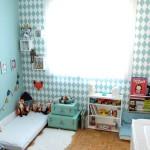 deco chambre bebe montessori