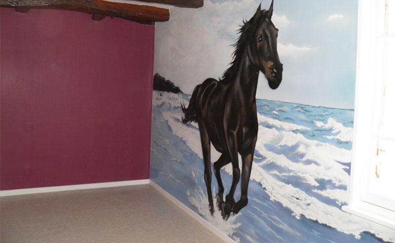 Chambre Deco Cheval : Deco chambre equitation