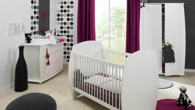 Deco chambre fille design visuel 3 for Decoration chambre design