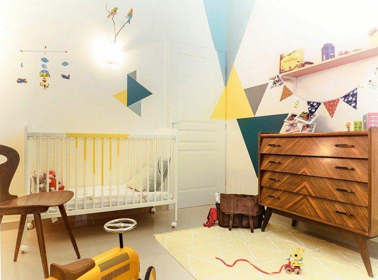 Decoration Chambre Bebe Fille Pas Cher - Maison Design - Bahbe.com