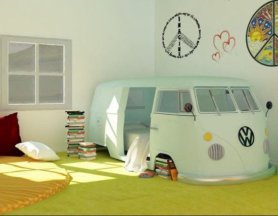 Deco chambre garcon original visuel 5 - Lit garcon original ...