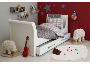 deco chambre garcon rouge et blanc - visuel #5