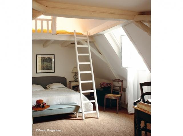 deco chambre mezzanine - visuel #1