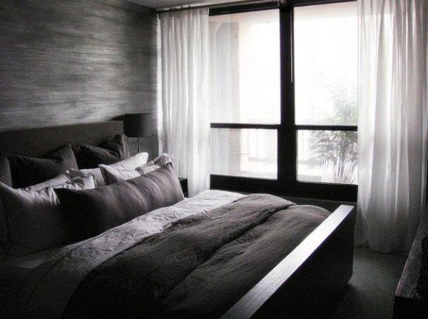 Deco chambre noir et argent - Deco chambre noire ...
