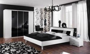 Deco Chambre Noir. Stunning Deco Chambre Noir Et Blanc Tapis Galerie ...