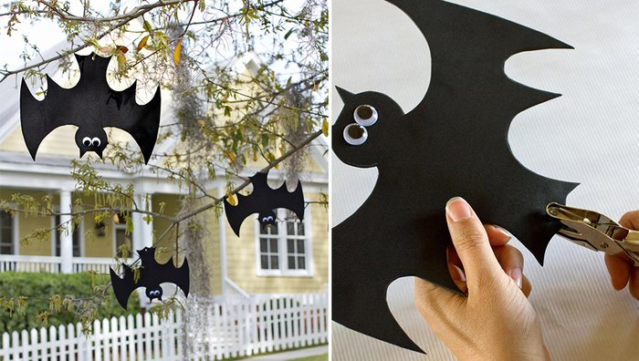idee deco halloween faire soi meme. Black Bedroom Furniture Sets. Home Design Ideas