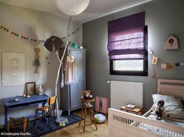 deco de chambre vintage visuel 9. Black Bedroom Furniture Sets. Home Design Ideas