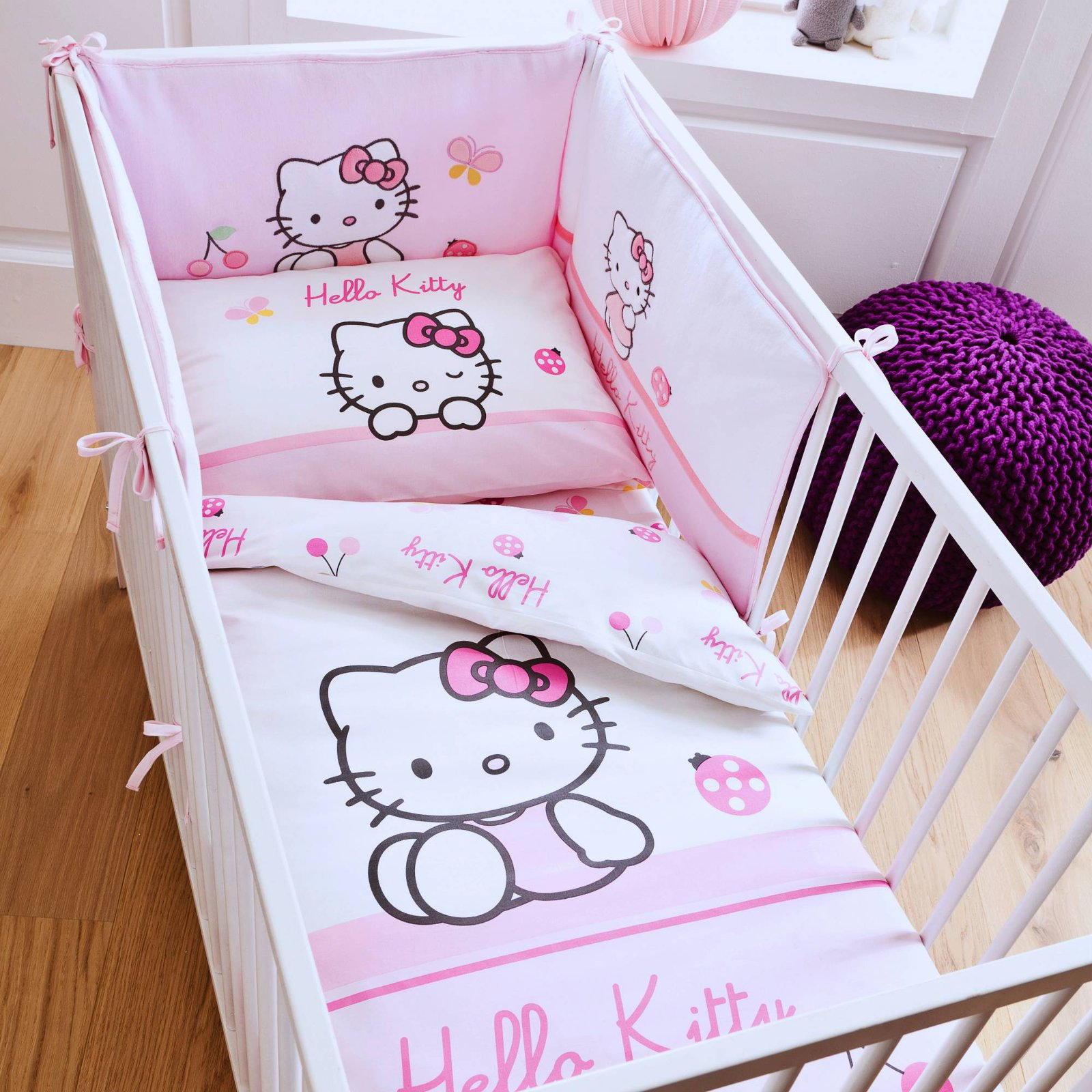 deco hello kitty pour chambre bebe - Decoration Hello Kitty Chambre Bebe