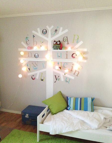 Deco Murale Pour Chambre De Bebe Visuel 7