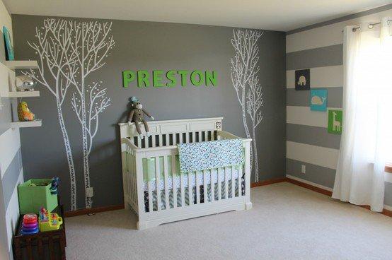 Deco murale pour chambre de bebe visuel 1 - Deco murale chambre bebe ...