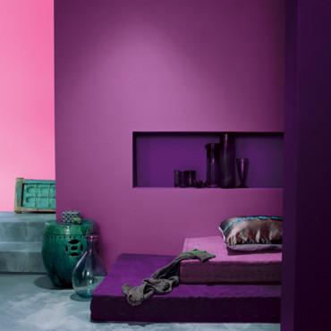 deco peinture chambre 2 couleurs visuel 3 peindre une chambre en deux couleurs - Comment Peindre Une Chambre En Deux Couleurs