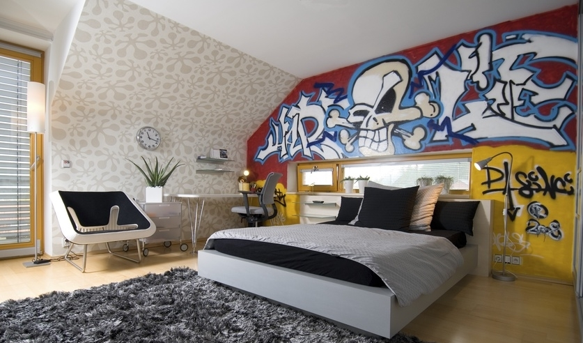Chambre Ado Urbain : Decoration chambre ado urbain