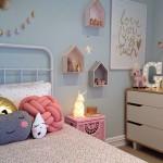 decoration chambre bebe fille vintage