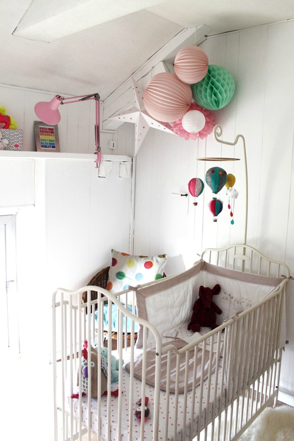 Decoration chambre bebe fille vintage - Photos chambre bebe fille ...