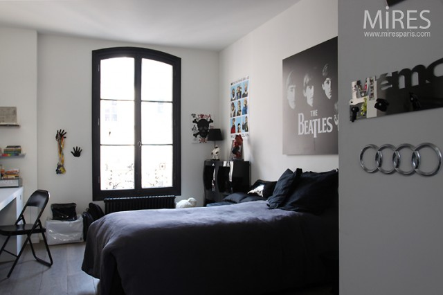 decoration chambre de jeune garcon visuel 4. Black Bedroom Furniture Sets. Home Design Ideas