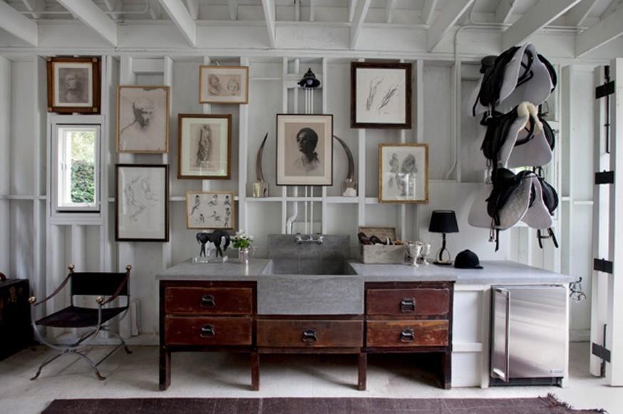 Chambre Deco Cheval : Decoration chambre ecurie visuel