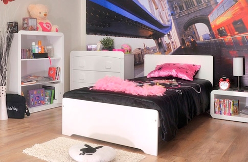 decoration chambre londres pas cher visuel 8. Black Bedroom Furniture Sets. Home Design Ideas