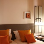 decoration chambre orange et marron - Chambre Orange Et Marron