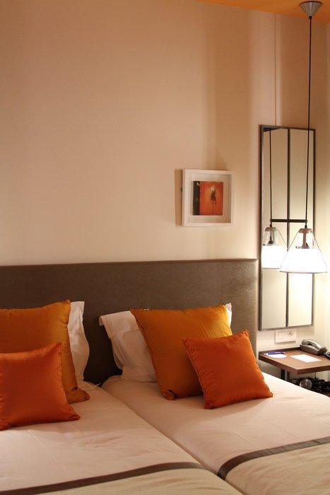Best deco chambre orange et marron contemporary ridgewayng com